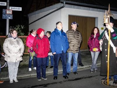 1200 Jahre Schaafheim - Nachtwächterrundgang